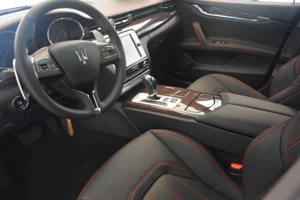 New 2016 Maserati Quattroporte S Q4 for sale Sold at Rolls-Royce Motor Cars Greenwich in Greenwich CT 06830 17