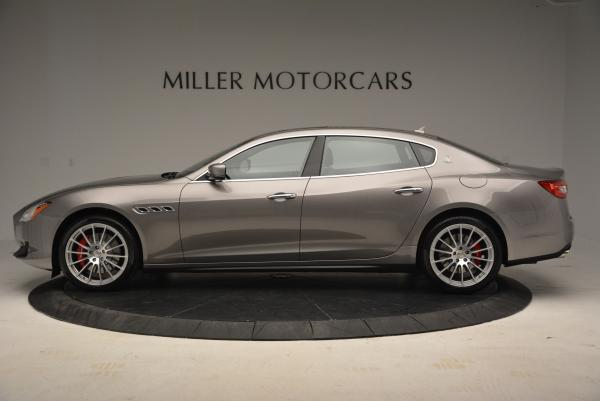 New 2016 Maserati Quattroporte S Q4 for sale Sold at Rolls-Royce Motor Cars Greenwich in Greenwich CT 06830 5