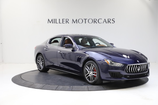 Used 2018 Maserati Ghibli S Q4 for sale Sold at Rolls-Royce Motor Cars Greenwich in Greenwich CT 06830 11