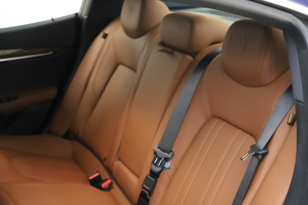 Used 2018 Maserati Ghibli S Q4 for sale Sold at Rolls-Royce Motor Cars Greenwich in Greenwich CT 06830 20