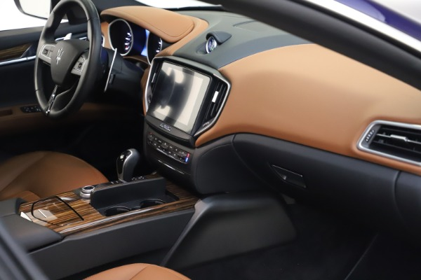 Used 2018 Maserati Ghibli S Q4 for sale Sold at Rolls-Royce Motor Cars Greenwich in Greenwich CT 06830 22
