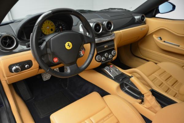 Used 2007 Ferrari 599 GTB Fiorano GTB Fiorano F1 for sale Sold at Rolls-Royce Motor Cars Greenwich in Greenwich CT 06830 13