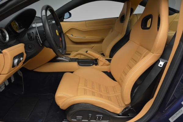 Used 2007 Ferrari 599 GTB Fiorano GTB Fiorano F1 for sale Sold at Rolls-Royce Motor Cars Greenwich in Greenwich CT 06830 14