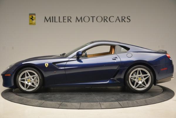 Used 2007 Ferrari 599 GTB Fiorano GTB Fiorano F1 for sale Sold at Rolls-Royce Motor Cars Greenwich in Greenwich CT 06830 3