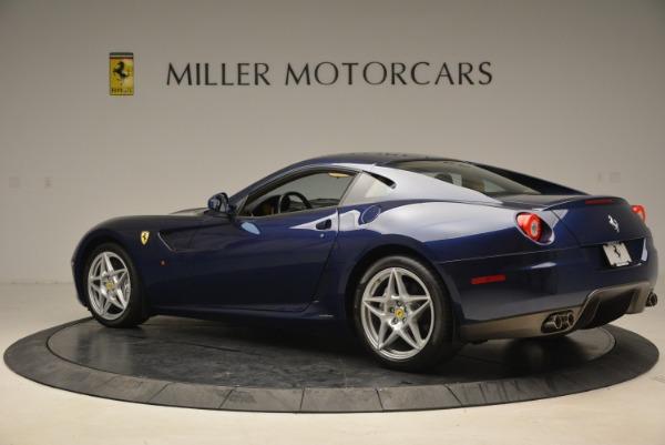Used 2007 Ferrari 599 GTB Fiorano GTB Fiorano F1 for sale Sold at Rolls-Royce Motor Cars Greenwich in Greenwich CT 06830 4
