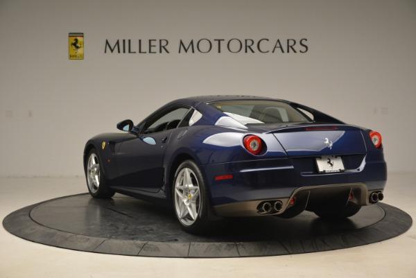 Used 2007 Ferrari 599 GTB Fiorano GTB Fiorano F1 for sale Sold at Rolls-Royce Motor Cars Greenwich in Greenwich CT 06830 5