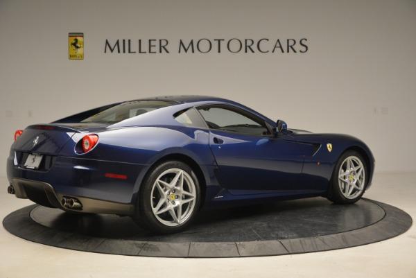 Used 2007 Ferrari 599 GTB Fiorano GTB Fiorano F1 for sale Sold at Rolls-Royce Motor Cars Greenwich in Greenwich CT 06830 8