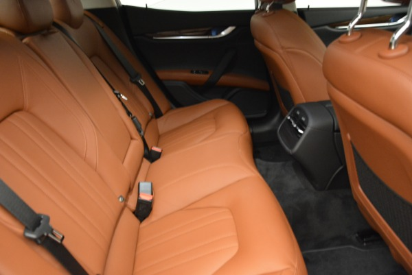 New 2018 Maserati Ghibli S Q4 for sale Sold at Rolls-Royce Motor Cars Greenwich in Greenwich CT 06830 25