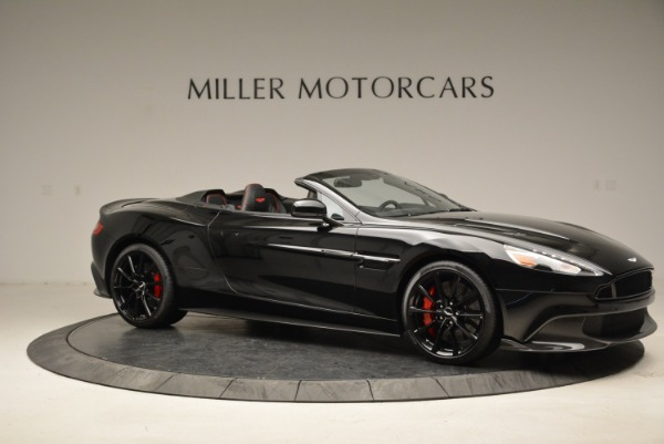 Used 2018 Aston Martin Vanquish S Convertible for sale Sold at Rolls-Royce Motor Cars Greenwich in Greenwich CT 06830 10