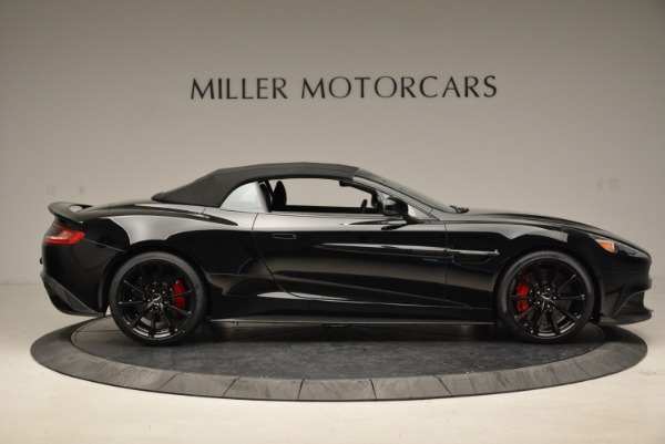Used 2018 Aston Martin Vanquish S Convertible for sale Sold at Rolls-Royce Motor Cars Greenwich in Greenwich CT 06830 16