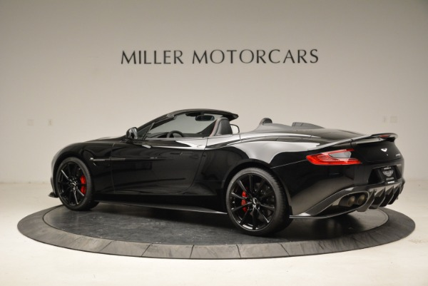 Used 2018 Aston Martin Vanquish S Convertible for sale Sold at Rolls-Royce Motor Cars Greenwich in Greenwich CT 06830 4