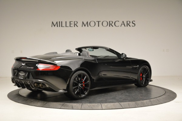 Used 2018 Aston Martin Vanquish S Convertible for sale Sold at Rolls-Royce Motor Cars Greenwich in Greenwich CT 06830 8