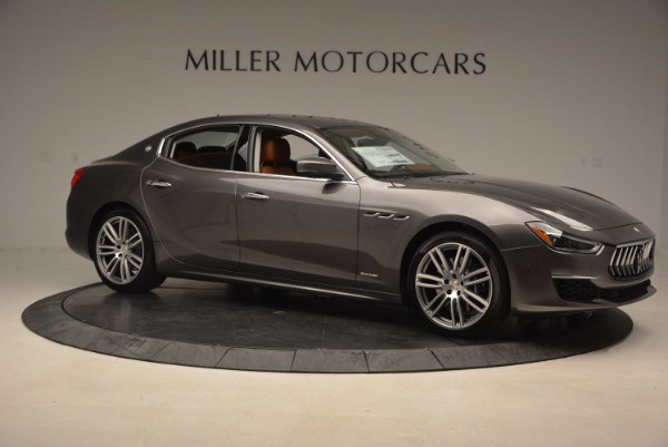 New 2018 Maserati Ghibli S Q4 GranLusso for sale Sold at Rolls-Royce Motor Cars Greenwich in Greenwich CT 06830 10