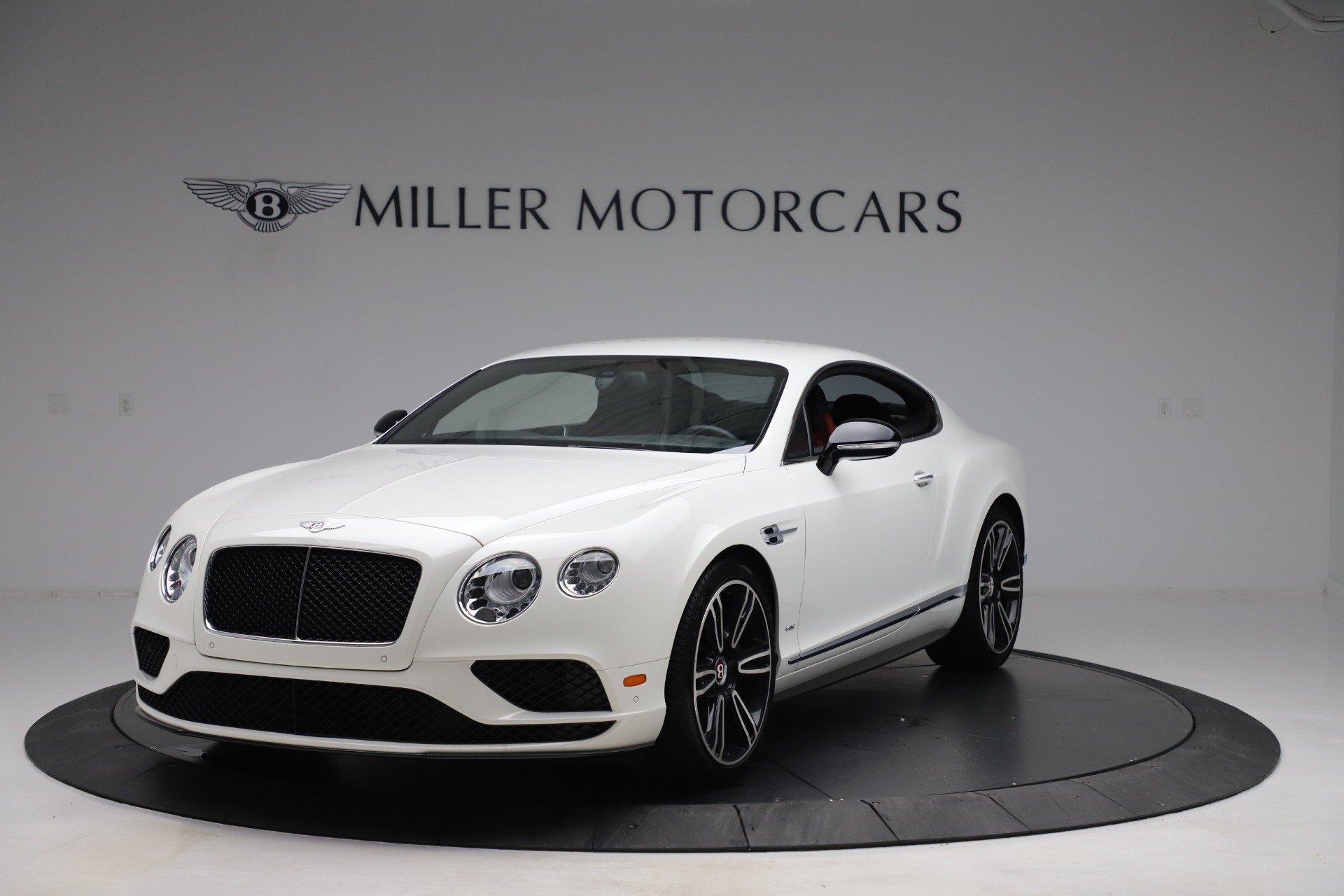 Used 2016 Bentley Continental GT V8 S for sale Sold at Rolls-Royce Motor Cars Greenwich in Greenwich CT 06830 1
