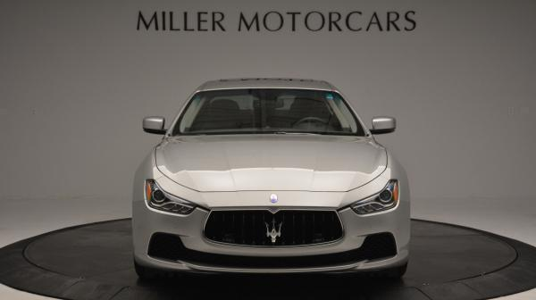 New 2016 Maserati Ghibli S Q4 for sale Sold at Rolls-Royce Motor Cars Greenwich in Greenwich CT 06830 12