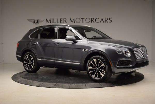 Used 2018 Bentley Bentayga W12 Signature for sale Sold at Rolls-Royce Motor Cars Greenwich in Greenwich CT 06830 10