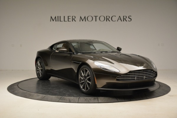 New 2018 Aston Martin DB11 V12 for sale Sold at Rolls-Royce Motor Cars Greenwich in Greenwich CT 06830 11
