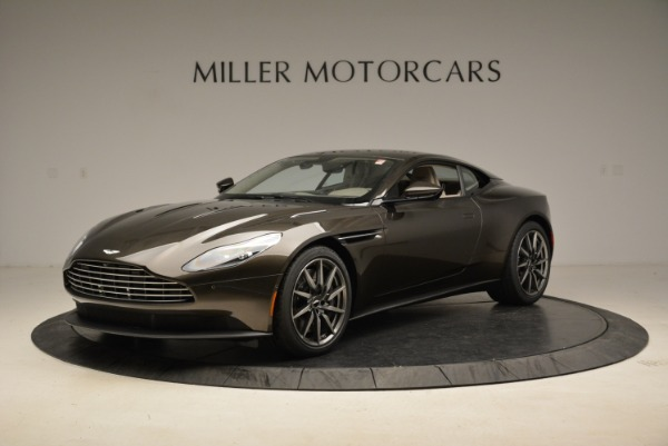 New 2018 Aston Martin DB11 V12 for sale Sold at Rolls-Royce Motor Cars Greenwich in Greenwich CT 06830 2