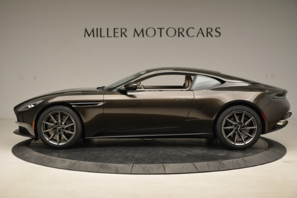 New 2018 Aston Martin DB11 V12 for sale Sold at Rolls-Royce Motor Cars Greenwich in Greenwich CT 06830 3