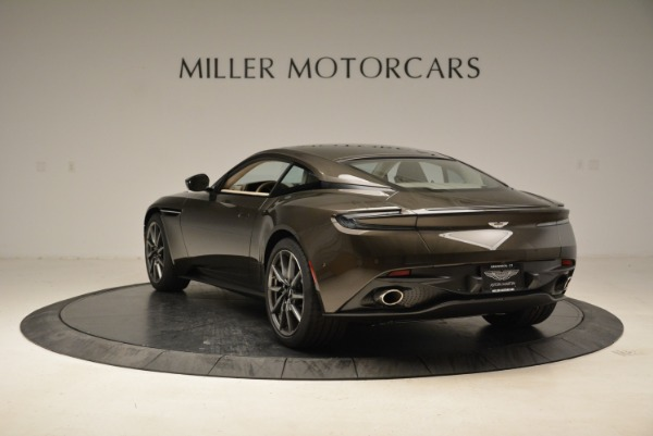 New 2018 Aston Martin DB11 V12 for sale Sold at Rolls-Royce Motor Cars Greenwich in Greenwich CT 06830 5