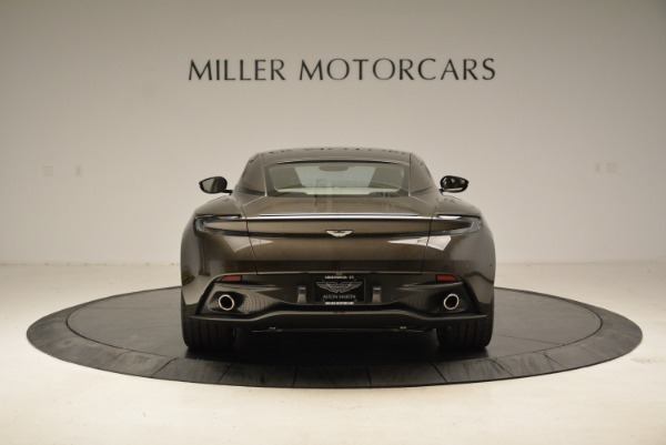 New 2018 Aston Martin DB11 V12 for sale Sold at Rolls-Royce Motor Cars Greenwich in Greenwich CT 06830 6