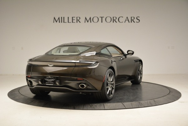 New 2018 Aston Martin DB11 V12 for sale Sold at Rolls-Royce Motor Cars Greenwich in Greenwich CT 06830 7