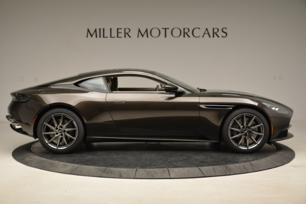New 2018 Aston Martin DB11 V12 for sale Sold at Rolls-Royce Motor Cars Greenwich in Greenwich CT 06830 9