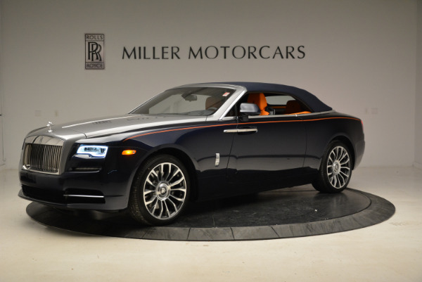 New 2018 Rolls-Royce Dawn for sale Sold at Rolls-Royce Motor Cars Greenwich in Greenwich CT 06830 13