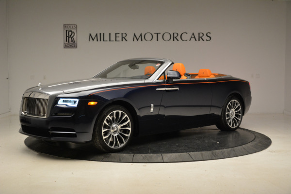 New 2018 Rolls-Royce Dawn for sale Sold at Rolls-Royce Motor Cars Greenwich in Greenwich CT 06830 2
