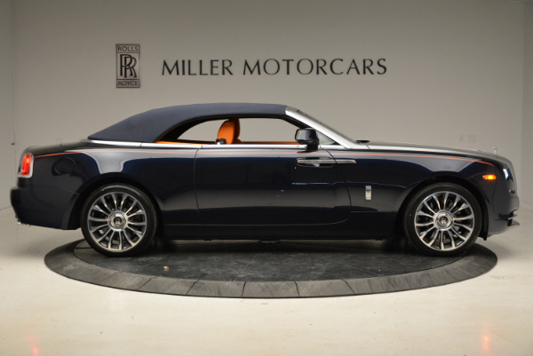 New 2018 Rolls-Royce Dawn for sale Sold at Rolls-Royce Motor Cars Greenwich in Greenwich CT 06830 20