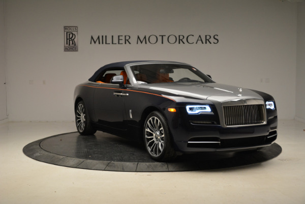 New 2018 Rolls-Royce Dawn for sale Sold at Rolls-Royce Motor Cars Greenwich in Greenwich CT 06830 22
