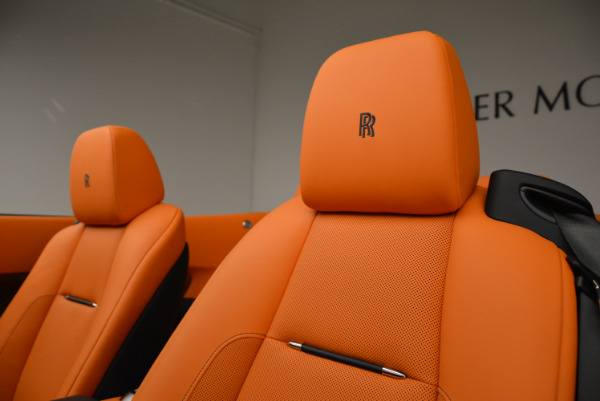New 2018 Rolls-Royce Dawn for sale Sold at Rolls-Royce Motor Cars Greenwich in Greenwich CT 06830 27