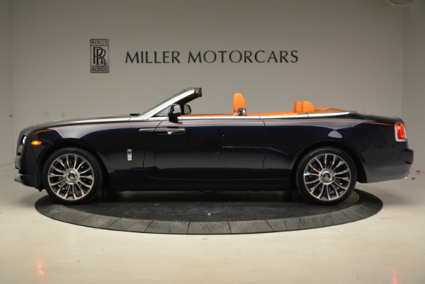 New 2018 Rolls-Royce Dawn for sale Sold at Rolls-Royce Motor Cars Greenwich in Greenwich CT 06830 3
