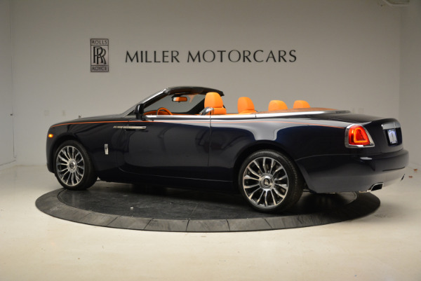 New 2018 Rolls-Royce Dawn for sale Sold at Rolls-Royce Motor Cars Greenwich in Greenwich CT 06830 4