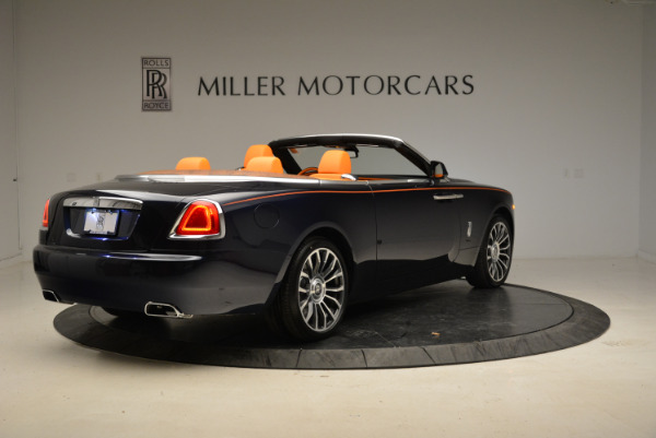 New 2018 Rolls-Royce Dawn for sale Sold at Rolls-Royce Motor Cars Greenwich in Greenwich CT 06830 7