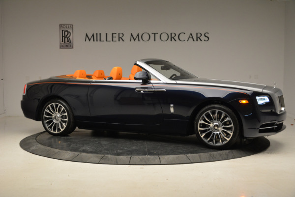 New 2018 Rolls-Royce Dawn for sale Sold at Rolls-Royce Motor Cars Greenwich in Greenwich CT 06830 8