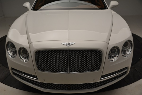 Used 2014 Bentley Flying Spur W12 for sale Sold at Rolls-Royce Motor Cars Greenwich in Greenwich CT 06830 13