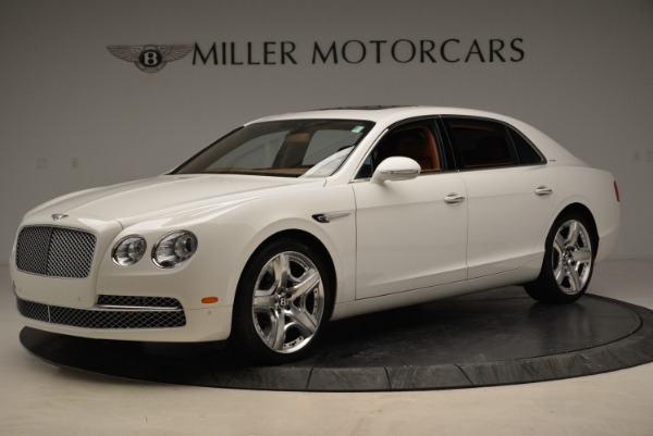 Used 2014 Bentley Flying Spur W12 for sale Sold at Rolls-Royce Motor Cars Greenwich in Greenwich CT 06830 2