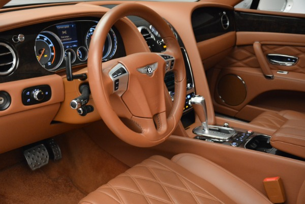 Used 2014 Bentley Flying Spur W12 for sale Sold at Rolls-Royce Motor Cars Greenwich in Greenwich CT 06830 22