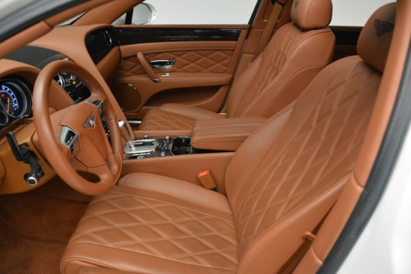 Used 2014 Bentley Flying Spur W12 for sale Sold at Rolls-Royce Motor Cars Greenwich in Greenwich CT 06830 23