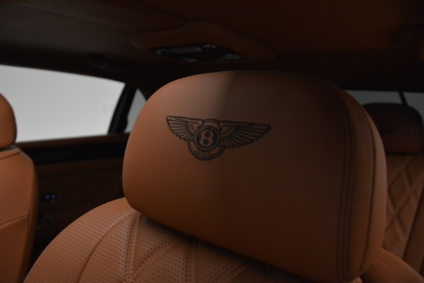 Used 2014 Bentley Flying Spur W12 for sale Sold at Rolls-Royce Motor Cars Greenwich in Greenwich CT 06830 25