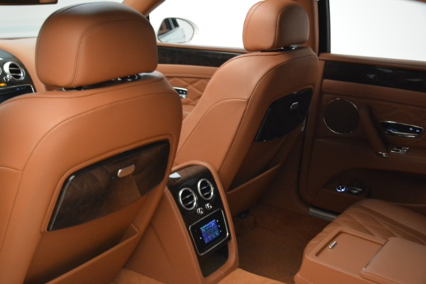Used 2014 Bentley Flying Spur W12 for sale Sold at Rolls-Royce Motor Cars Greenwich in Greenwich CT 06830 27