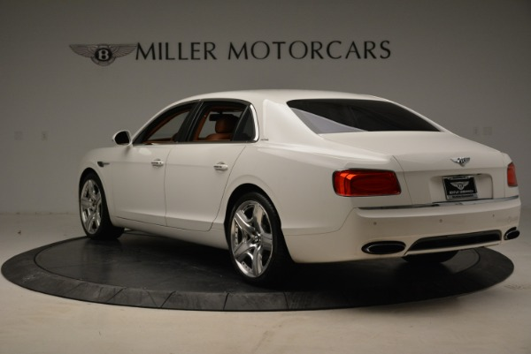 Used 2014 Bentley Flying Spur W12 for sale Sold at Rolls-Royce Motor Cars Greenwich in Greenwich CT 06830 5