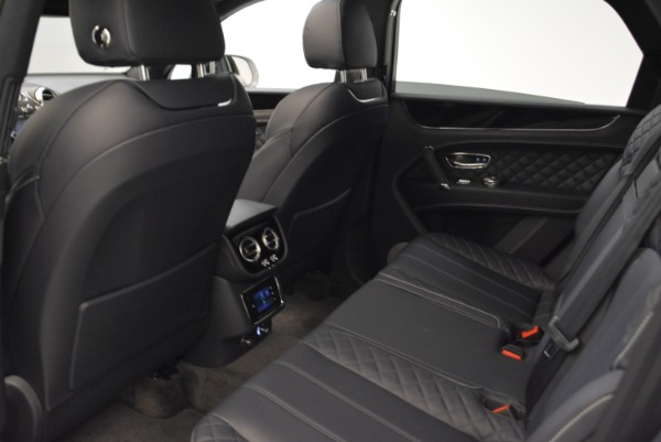 Used 2017 Bentley Bentayga for sale Sold at Rolls-Royce Motor Cars Greenwich in Greenwich CT 06830 24