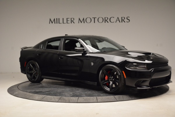 Used 2017 Dodge Charger SRT Hellcat for sale Sold at Rolls-Royce Motor Cars Greenwich in Greenwich CT 06830 10