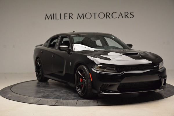 Used 2017 Dodge Charger SRT Hellcat for sale Sold at Rolls-Royce Motor Cars Greenwich in Greenwich CT 06830 11