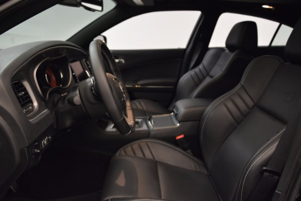 Used 2017 Dodge Charger SRT Hellcat for sale Sold at Rolls-Royce Motor Cars Greenwich in Greenwich CT 06830 13