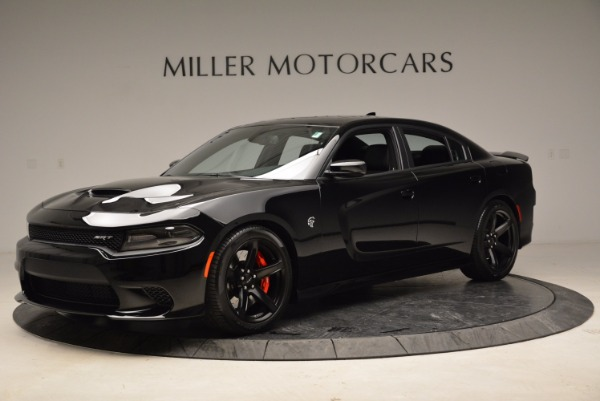 Used 2017 Dodge Charger SRT Hellcat for sale Sold at Rolls-Royce Motor Cars Greenwich in Greenwich CT 06830 2