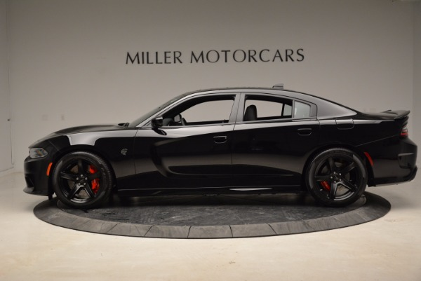 Used 2017 Dodge Charger SRT Hellcat for sale Sold at Rolls-Royce Motor Cars Greenwich in Greenwich CT 06830 3