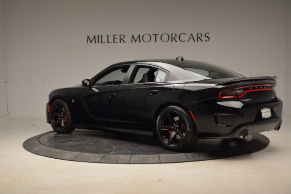 Used 2017 Dodge Charger SRT Hellcat for sale Sold at Rolls-Royce Motor Cars Greenwich in Greenwich CT 06830 4